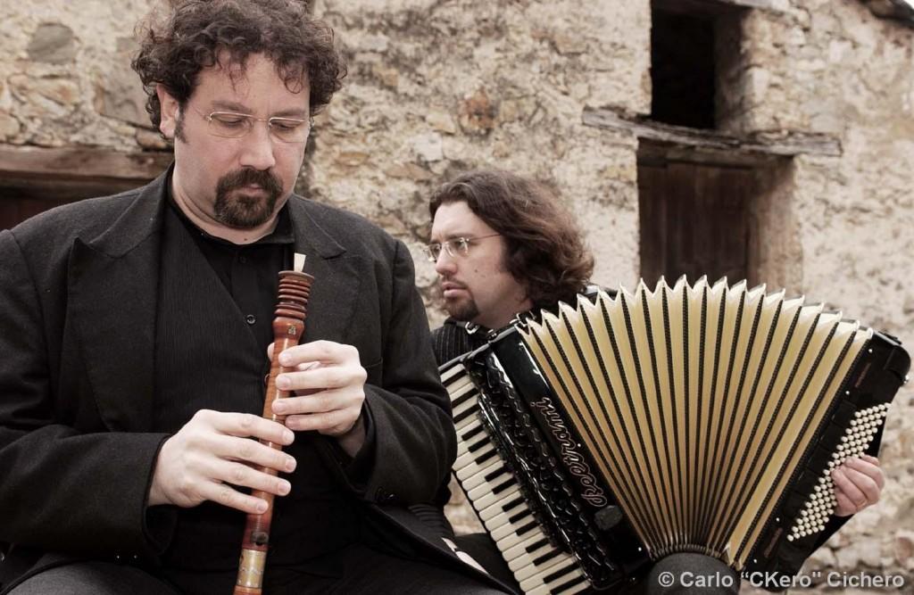 17 dicembre – Musica delle Quattro Province - Stefano Valla e Daniele Scurati