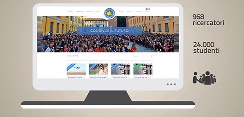 Primo goal per il crowdfunding della ricerca dell'Università di Pavia (video)