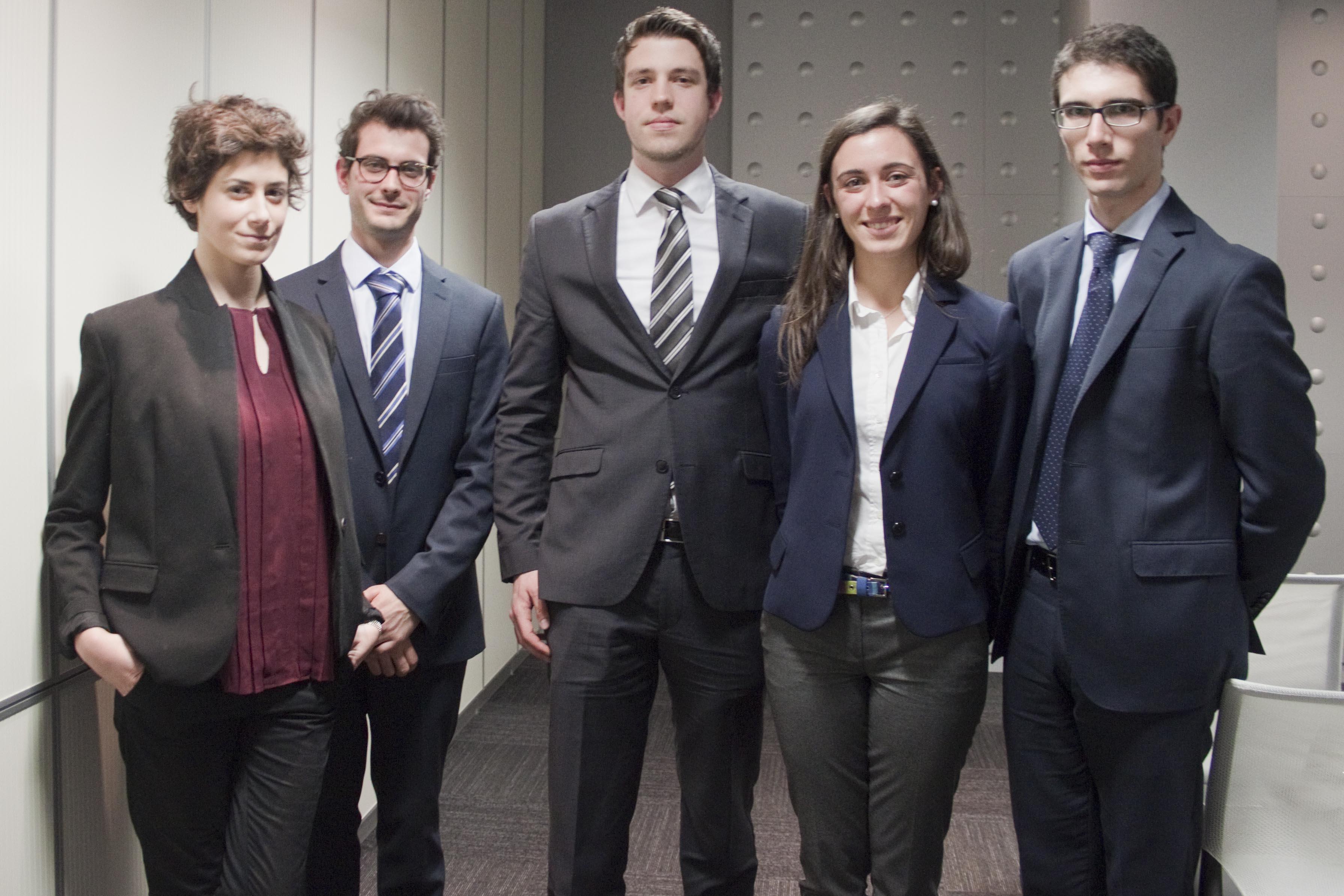 Anche UNIPV partecipa alla CFA Institute Research Challenge 2014/2015