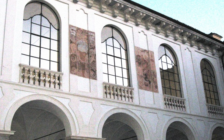 Collegio Ghislieri Finestre