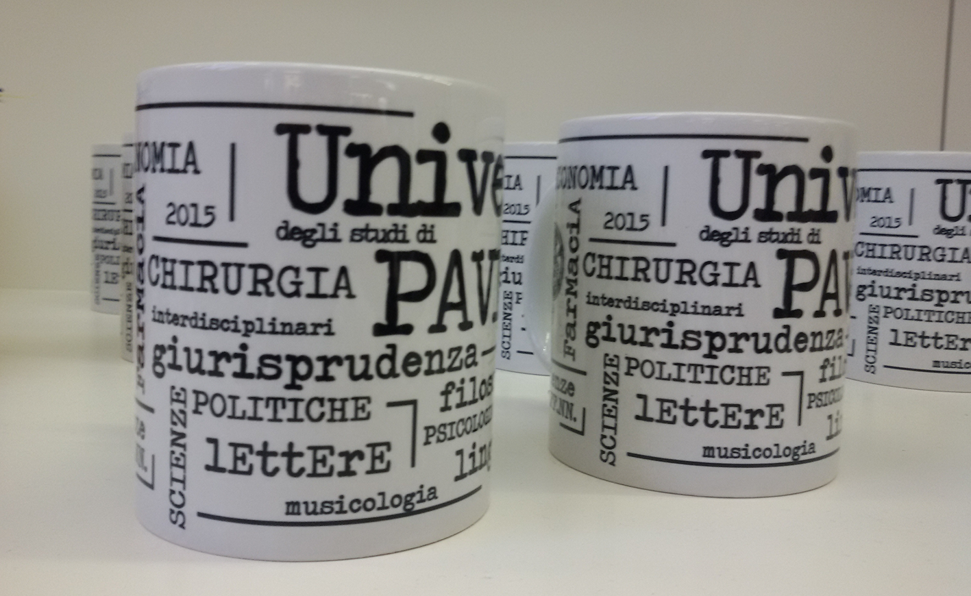 Disponibile presso lo Shop-Up la nuova Mug 2015