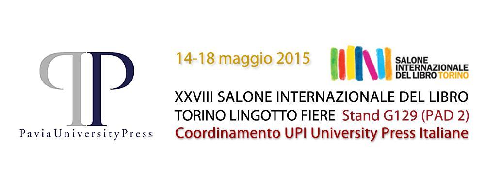 14-18 maggio - XVIII Salone Internazionale del Libro