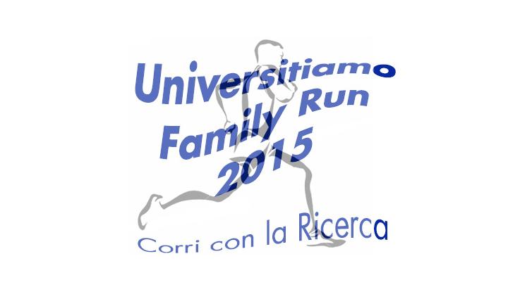 16 maggio - Universitiamo Family Run 2015