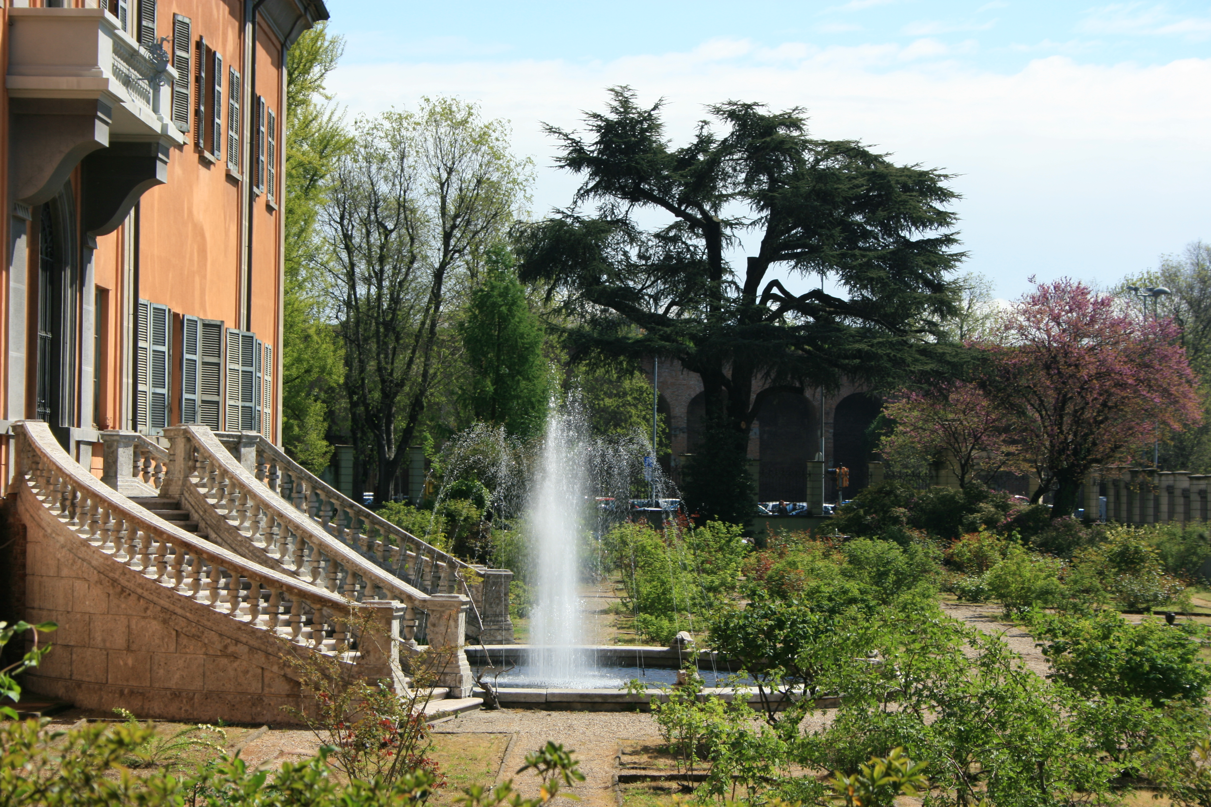 26 aprile – Luce, base della vita. Esperienze presso l'Orto Botanico
