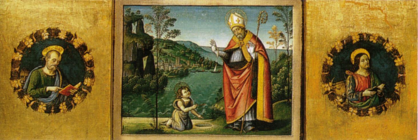 22 aprile - Lectio Augustini Pavia