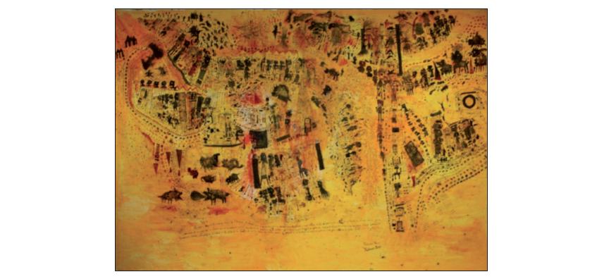 20 aprile – Outsider Art. Creatività e processi di cura: un dialogo contemporaneo