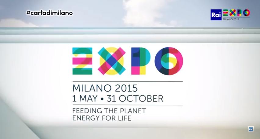 29 aprile - EXPO 2015: Le grandi domande per il futuro e presentazione della Carta di Milano
