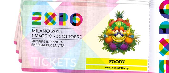Biglietto Scuola EXPO 2015