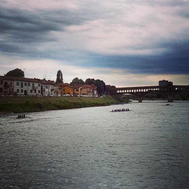 Pavia vince la storica regata Pavia-Pisa