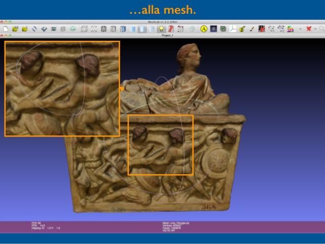 29 e 30 maggio - Workshop di Fabbricazione Digitale per i Beni Culturali
