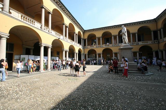 Porte Aperte all'Università di Pavia