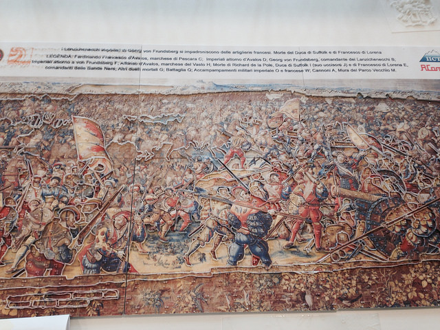 Battaglia di Pavia 3d