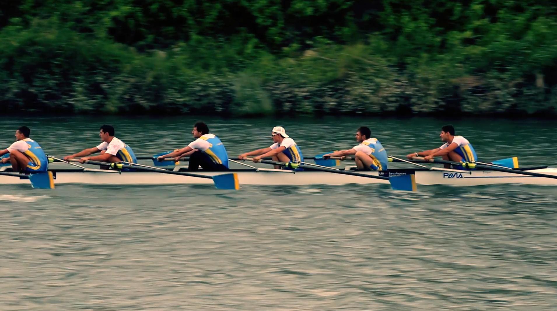 All'Università di Pavia il trofeo della 53esima regata Pavia-Pisa (video)
