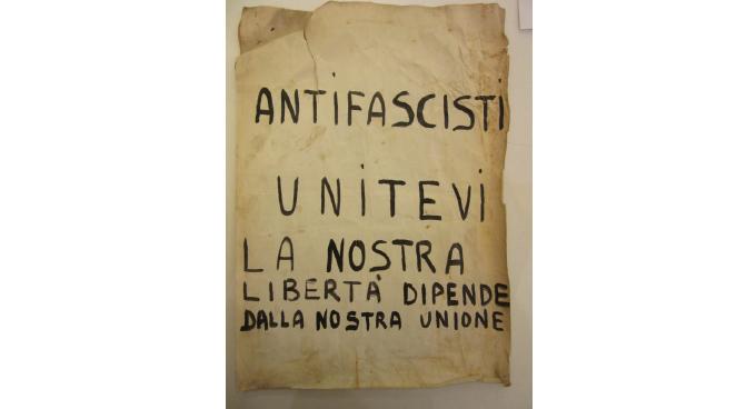 Fino al 30 ottobre - L'Antifascismo popolare a Pavia