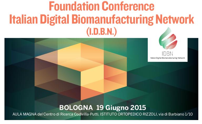 19 giugno – Foundation Conference Italian Digital Biomanufacturing Network