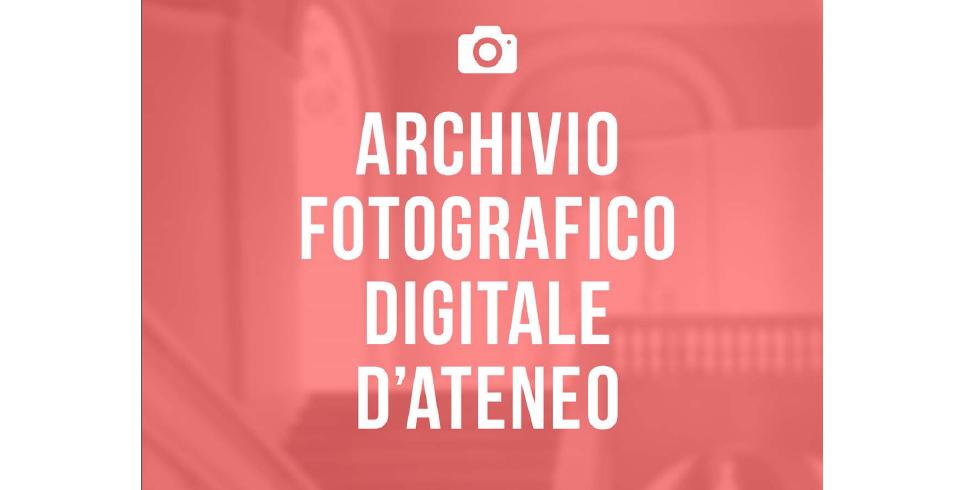 4 luglio - Presentazione Archivio fotografico digitale dell'Università di Pavia