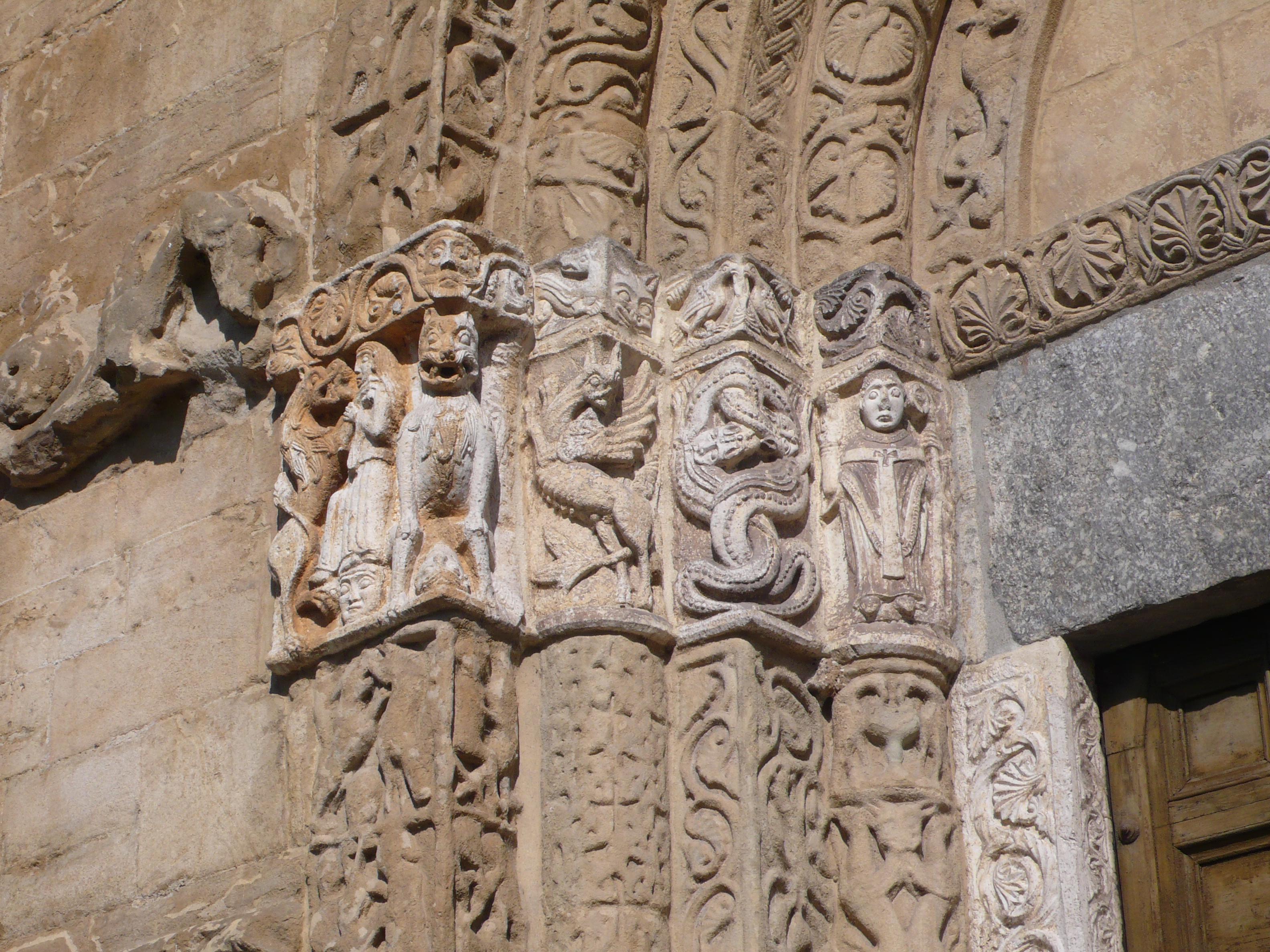 14 giugno – Quei piccoli mostri di pietra: zoologia fantastica in San Michele