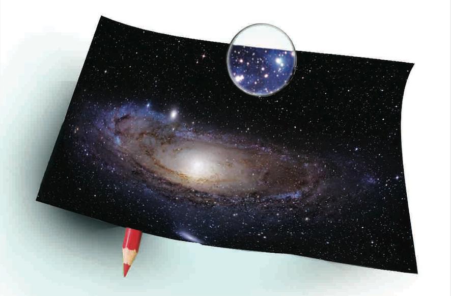"""6 giugno – Inaugurazione mostra """"Il nostro Universo. Semplicemente bello"""""""
