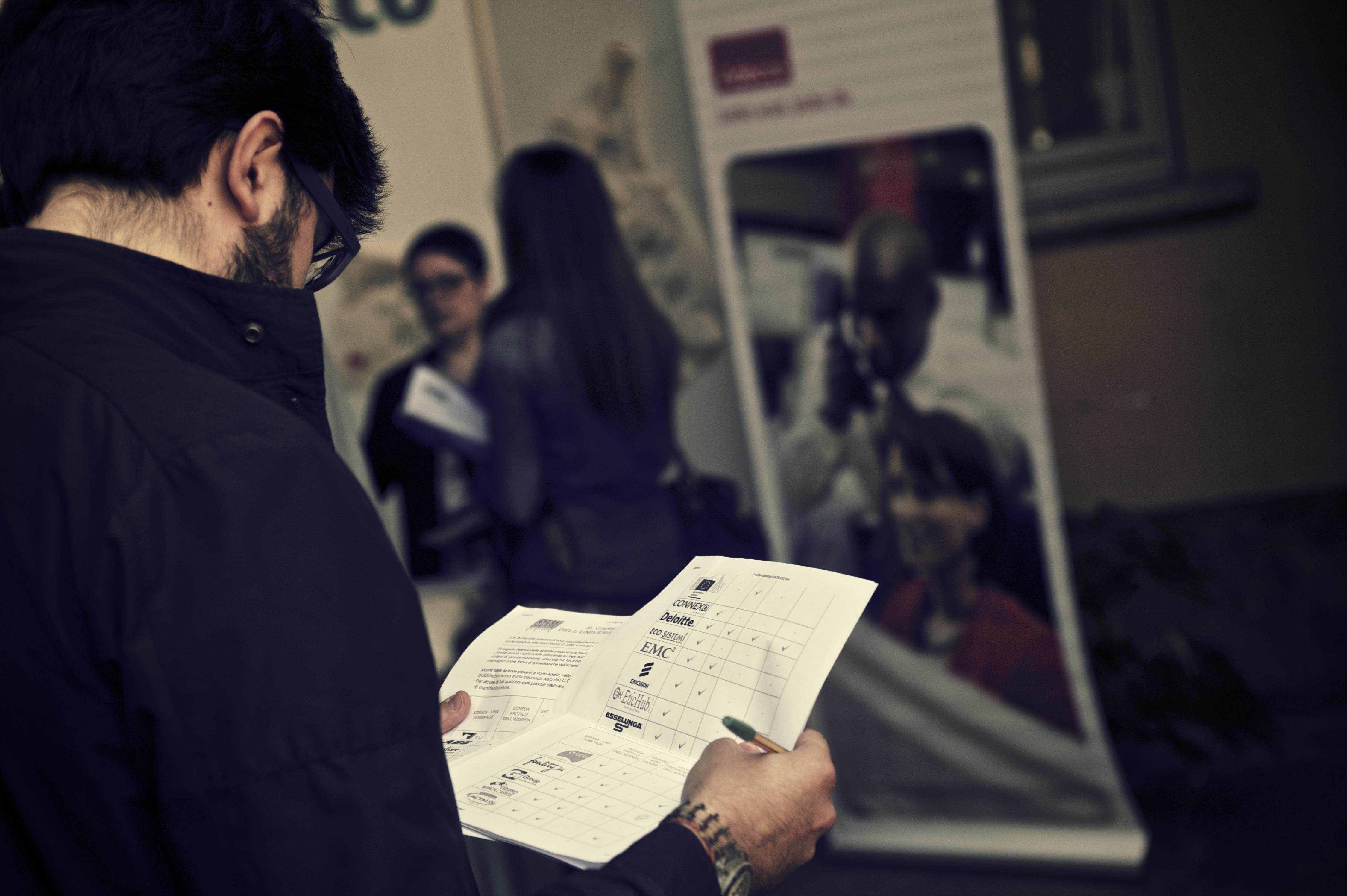 Career Service di Ateneo: i servizi che non ti aspetti