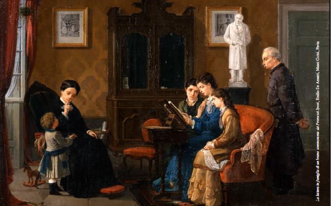 Concorso letterario – Caratteri di donna e di uomo