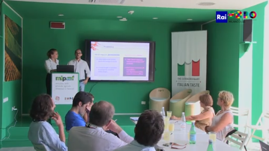 Spin-off UNIPV a Expo (video)