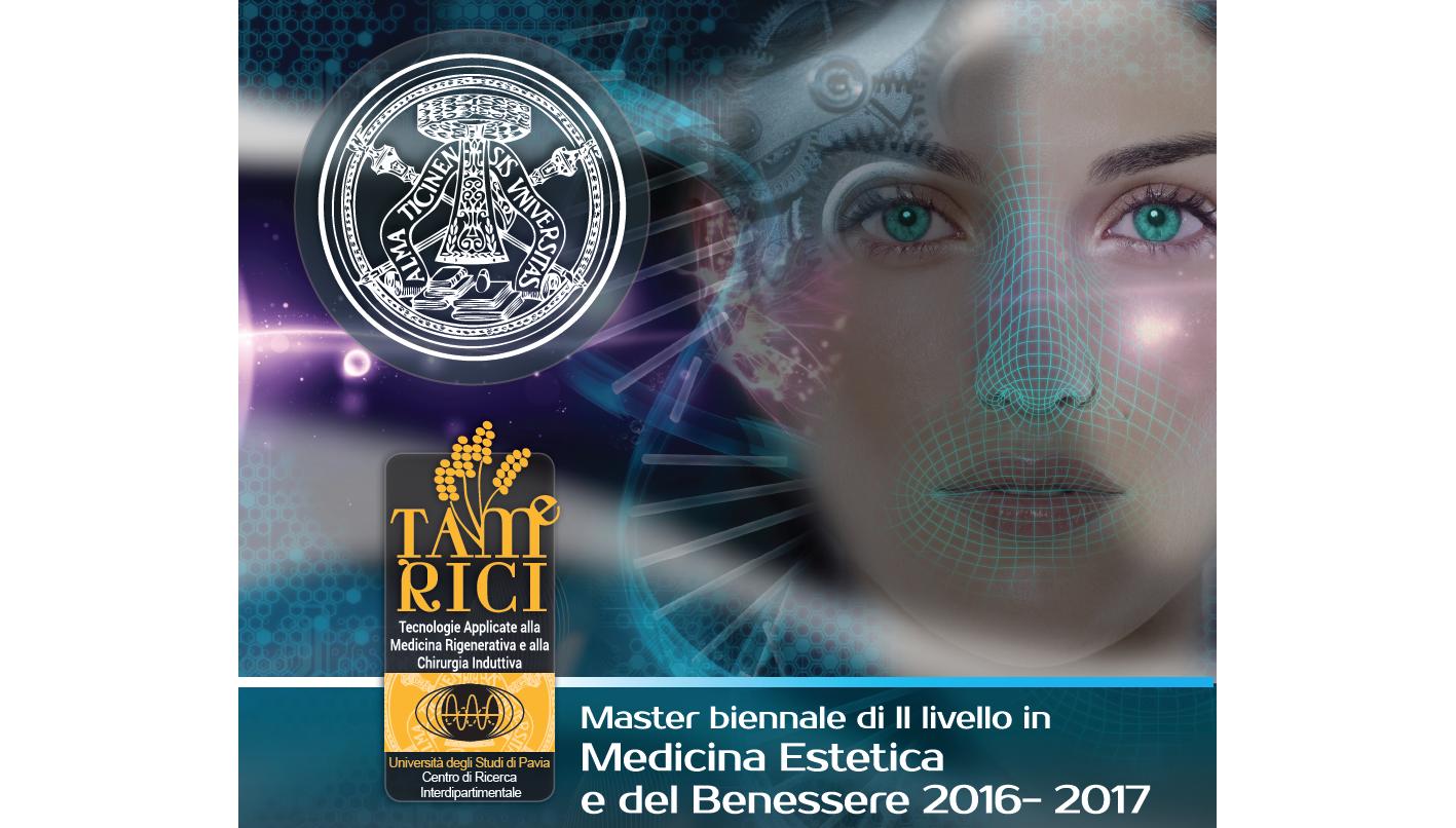 Master in Medicina Estetica e del Benessere