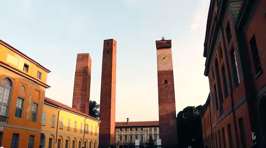 Benvenuti all'Università di Pavia