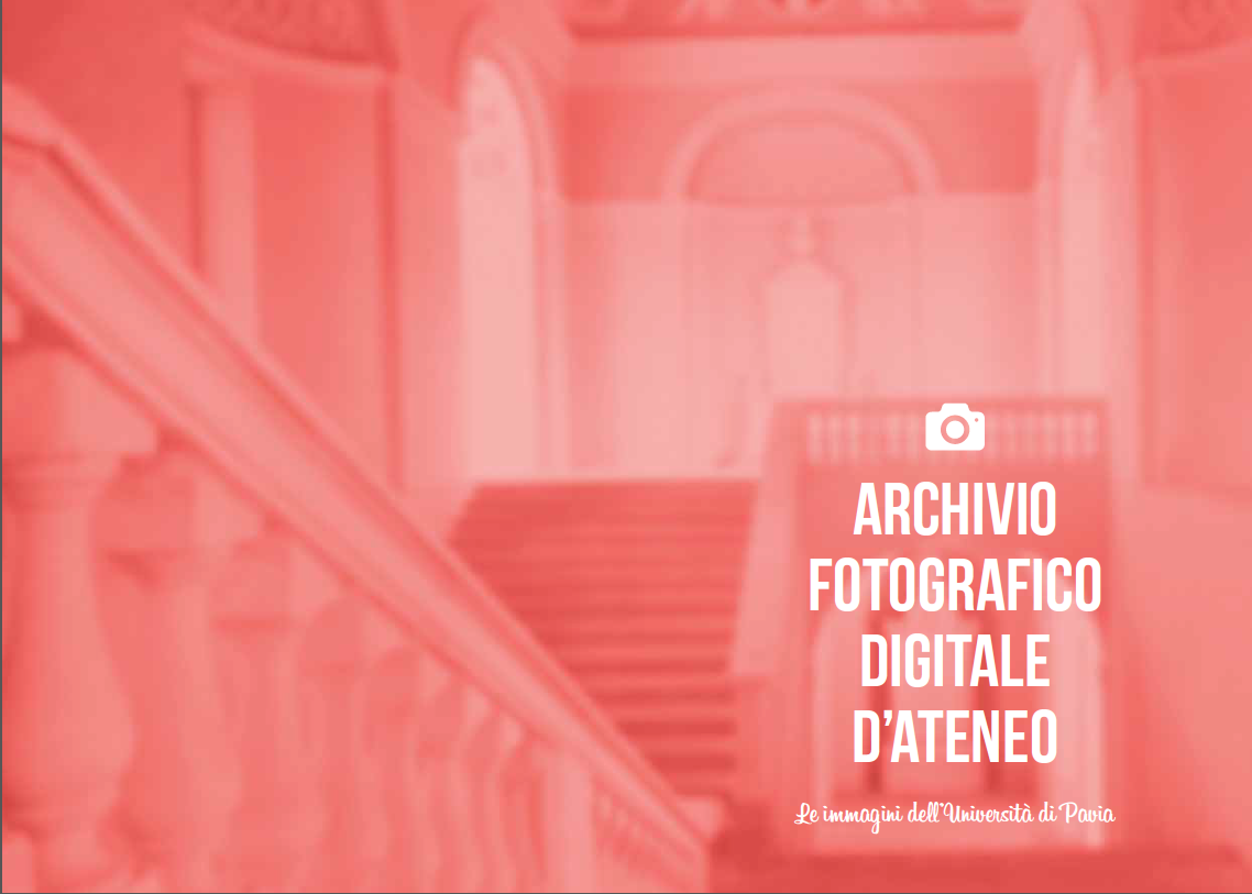 Archivio fotografico digitale dell'Università di Pavia
