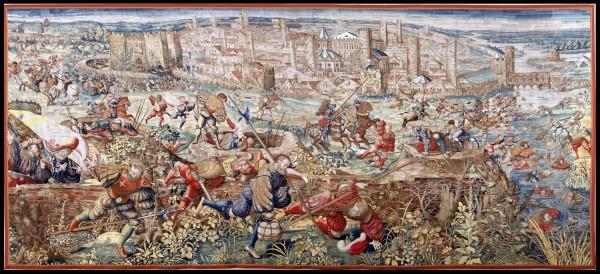 14 aprile - Segni da una battaglia