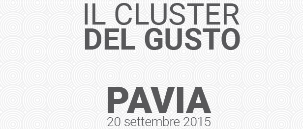 20 settembre – Il Cluster del Gusto
