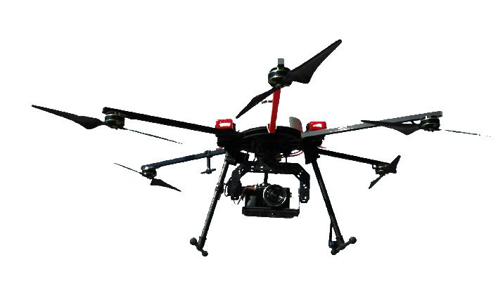 9 ottobre - I Droni per il Monitoraggio del Territorio e dell'Ambiente