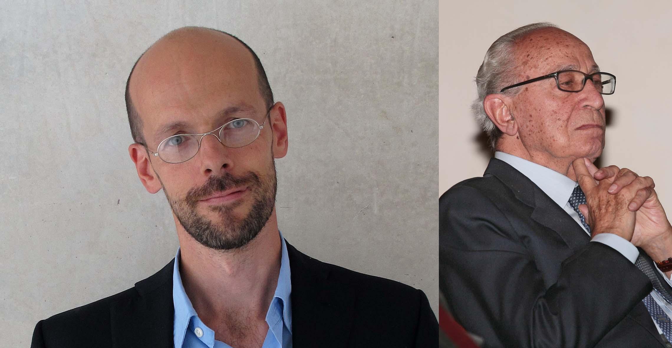 8 ottobre – A Riccardo Puglisi e Virginio Rognoni il Premio Ghislieri 2015