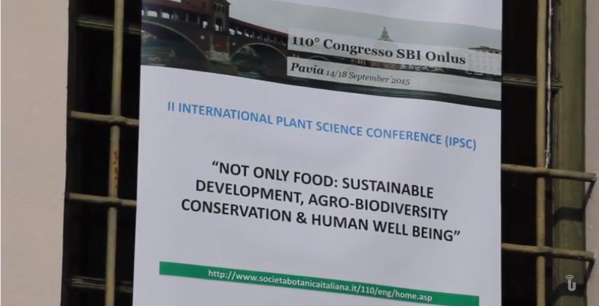 Biodiversità e ambiente all'Università di Pavia (video)