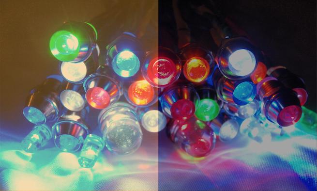 8 ottobre – Fiat lux: dalla lucerna al LED