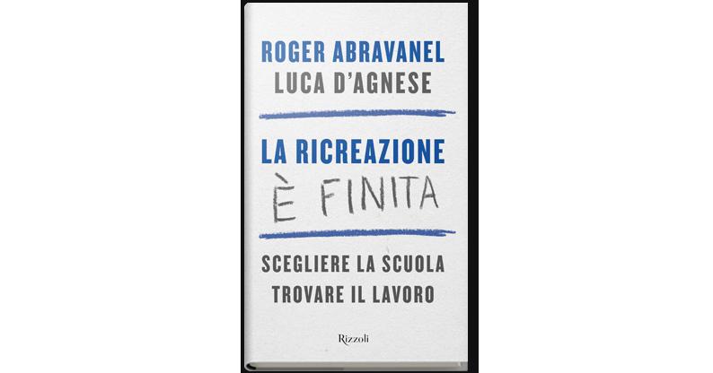 """18 novembre - Presentazione del libro """"La ricreazione è finita"""""""