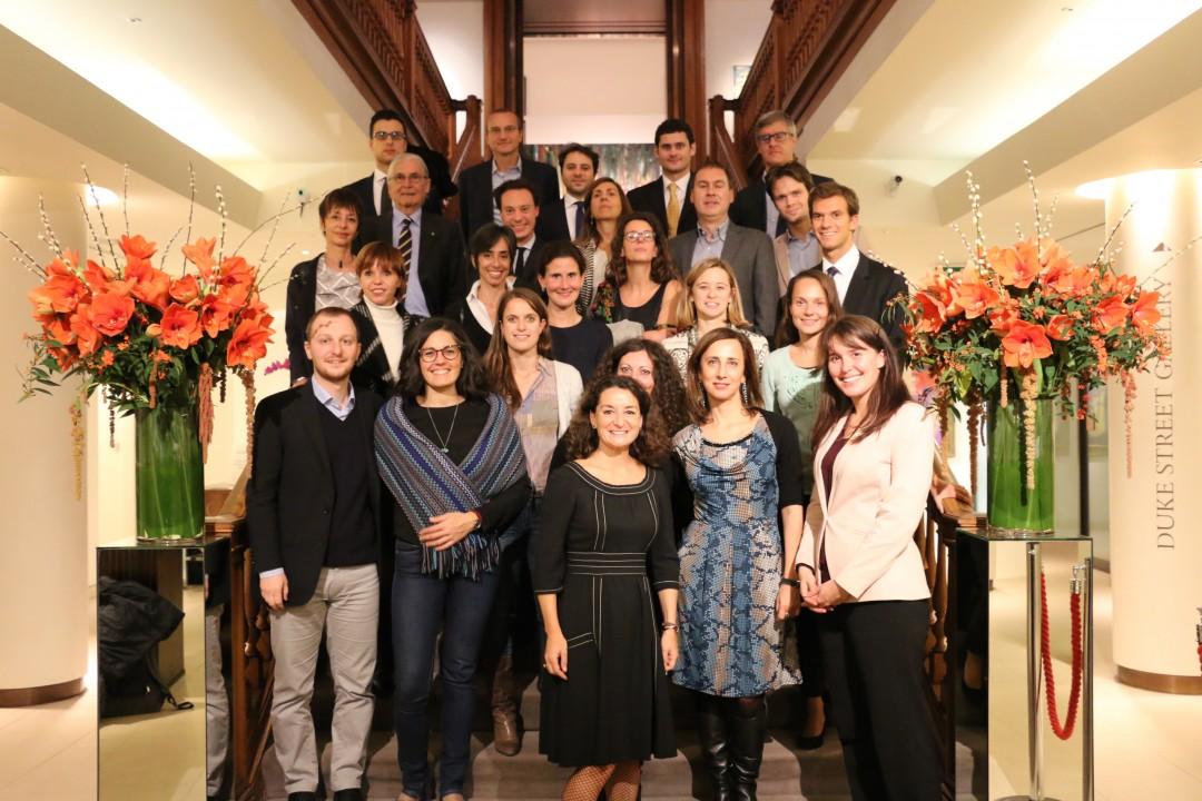 A Londra il primo meeting internazionale degli Alunni Unipv