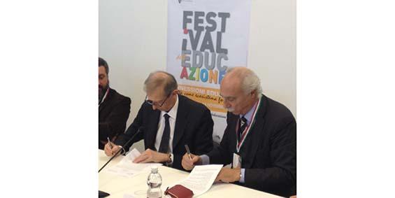 """ANCI e CRUI firmano il """"Protocollo di Pavia"""" per diffondere tecnologie sostenibili"""