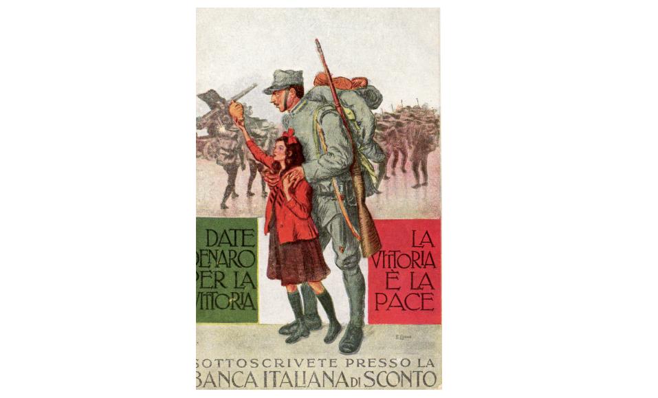 16 ottobre – Pavia nella Prima Guerra Mondiale