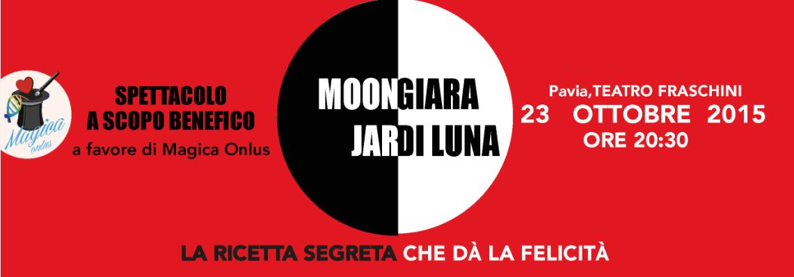 23 ottobre – MoonJar/Giara di Luna. La ricetta segreta che dà la felicità