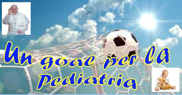8 novembre - Un goal per la pediatria