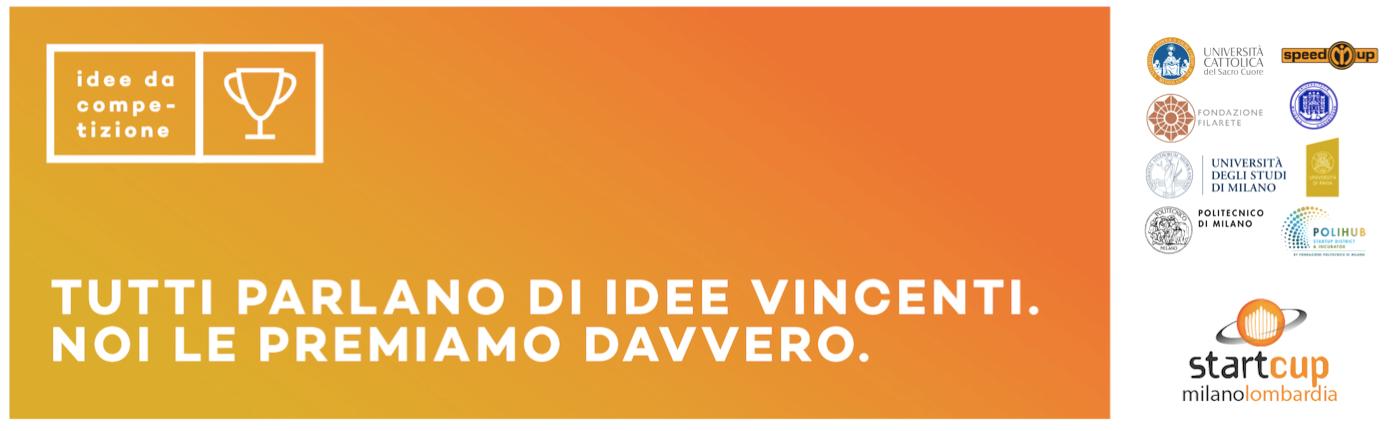 29 ottobre 2015 - StartCup Milano Lombardia