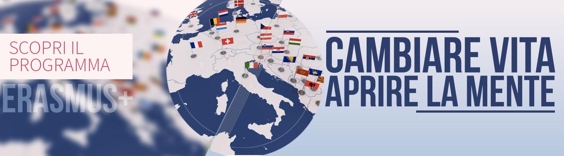 """11 e 12 novembre – Sessioni informative su opportunità di finanziamento programma """"Erasmus +"""""""