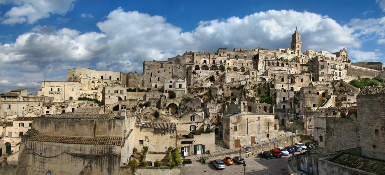 2 dicembre – La città ideale e la città resiliente: Matera come esempio