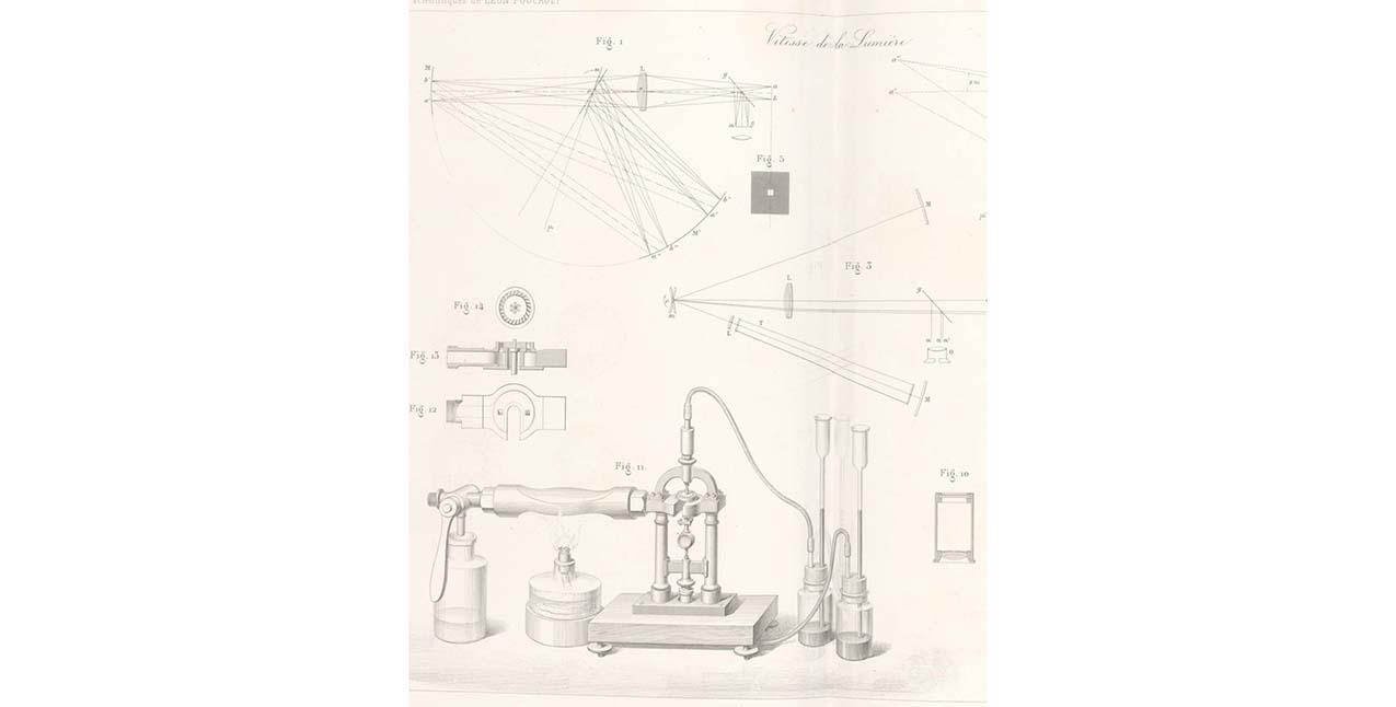 20 novembre - Misurare l'incredibile velocità della luce in una stanza: storia e replicazione degli esperimenti di Foucault