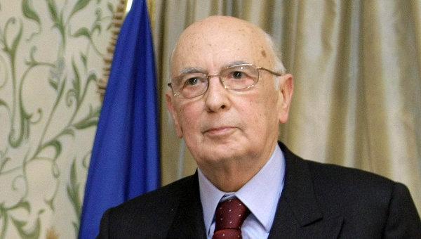 27 novembre - Laurea honoris causa in Relazioni Internazionali a Giorgio Napolitano