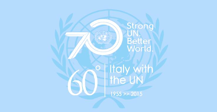 """26 novembre – Seminari """"70 anni di storia dell'ONU. 60 anni di Italia all'ONU"""""""