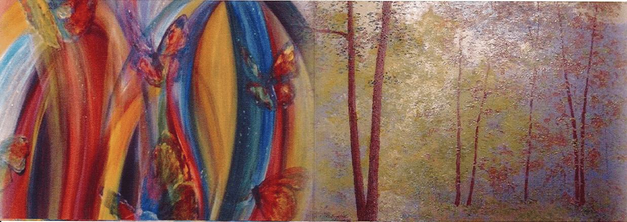 """21 novembre - """"Incontri nella natura"""" - Espongono Mayada Nazha e Giovanni Caravaggi"""