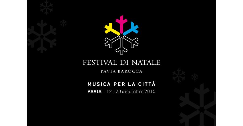 Dal 12 al 20 dicembre - Ghislierimusica presenta la prima edizione del Festival di Natale di Pavia Barocca!