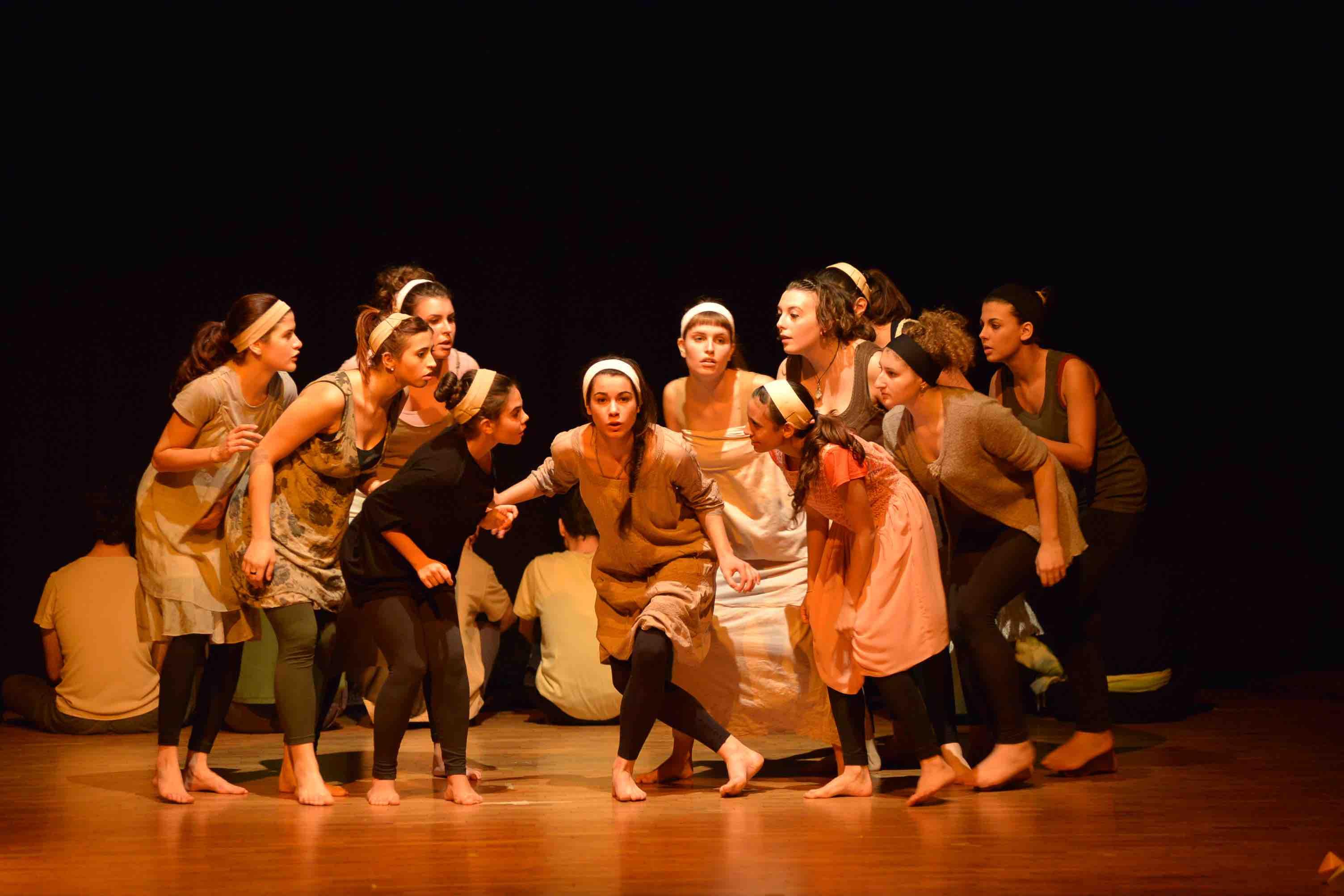 Selezioni per la Scuola di Teatro