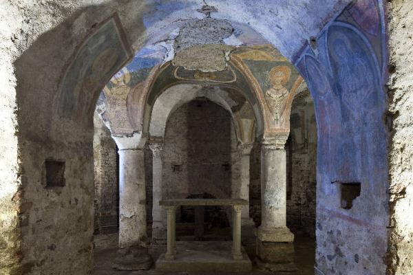 31 gennaio – Le cripte medievali di San Felice e di San Giovanni Domnarum